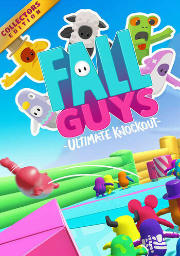 Fall Guys: Ultimate Knockout - Collector's Edition Steam Key GLOBAL