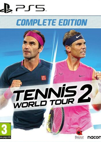 Tennis World Tour 2 - Complete Edition (PS5) PSN Key UNITED STATES