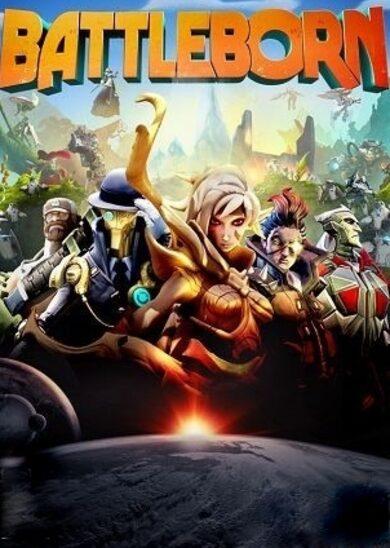 Battleborn - Full Game Upgrade (DLC) Steam Key GLOBAL
