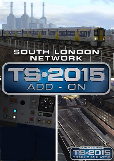 Train Simulator - South London Network Route Add-On (DLC) Steam Key EUROPE