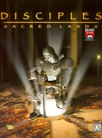 Disciples Sacred Lands Gold Steam Key GLOBAL