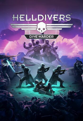 HELLDIVERS Dive Harder Edition Steam Key GLOBAL