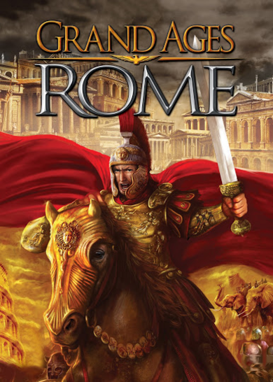 Grand Ages: Rome GOLD Steam Key GLOBAL