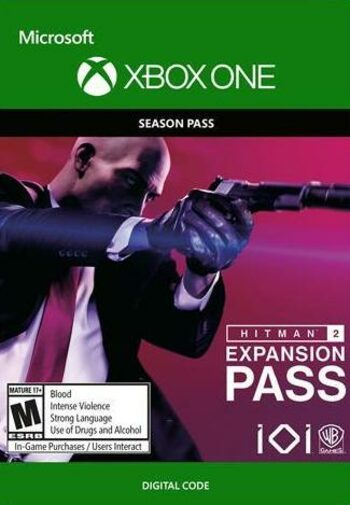 Hitman 2 Expansion Pass (DLC) (Xbox One) Xbox Live Key EUROPE