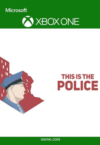This Is the Police XBOX LIVE Key UNITED STATES