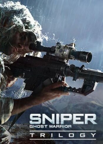 Sniper: Ghost Warrior Trilogy Steam Key GLOBAL