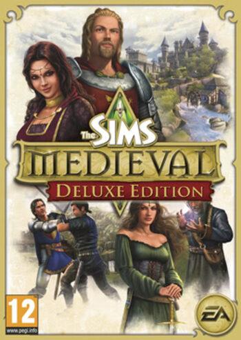 The Sims Medieval Deluxe Pack Origin Key GLOBAL