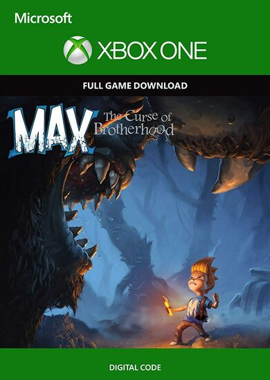 Max: The Curse of Brotherhood (Xbox One) Xbox Live Key GLOBAL