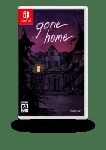 Gone Home Nintendo Switch