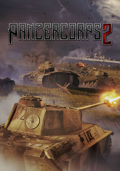 Panzer Corps 2 Steam Key GLOBAL