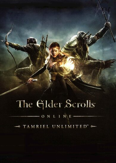 The Elder Scrolls Online: Tamriel Unlimited + Morrowind Upgrade Official Website Key GLOBAL