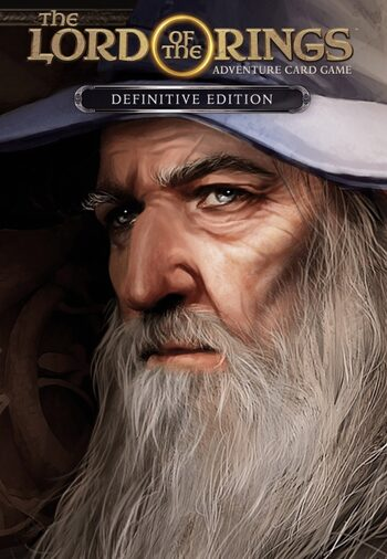 The Lord of the Rings: Adventure Card Game – Definitive Edition Steam Key GLOBAL