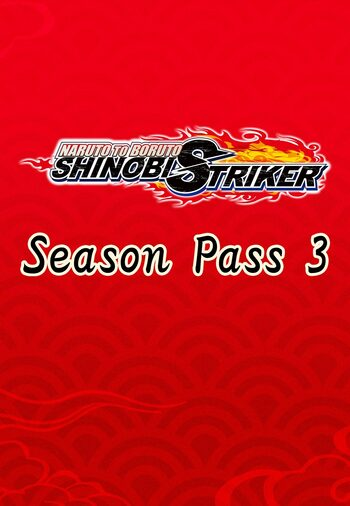 Naruto to Boruto: Shinobi Striker - Season Pass 3 (DLC) Steam Key GLOBAL