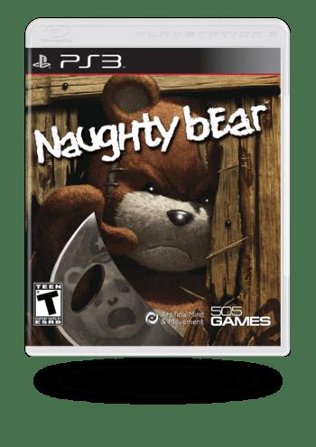 Naughty Bear PlayStation 3