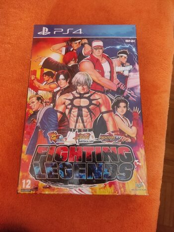 SNK Fighting Legends Collector's Edition PlayStation 4