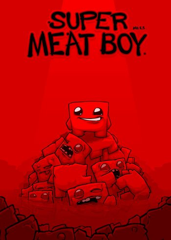 Super Meat Boy Steam Key EUROPE