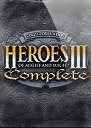 Heroes of Might and Magic III: Complete GOG.com Key GLOBAL