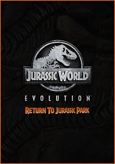 Jurassic World Evolution - Return To Jurassic Park (DLC) Steam Key GLOBAL