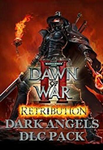 Warhammer 40,000: Dawn of War II: Retribution: Dark Angels Pack (DLC) Steam Key GLOBAL
