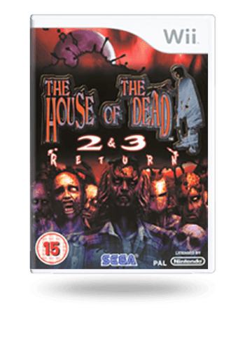 The House of the Dead 2 & 3 Return Wii