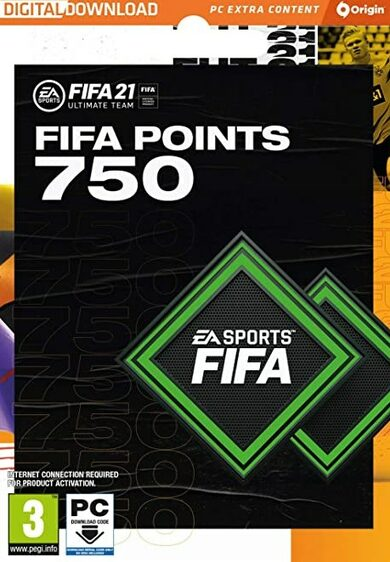 FIFA 21 - 750 FUT Points Origin Key GLOBAL