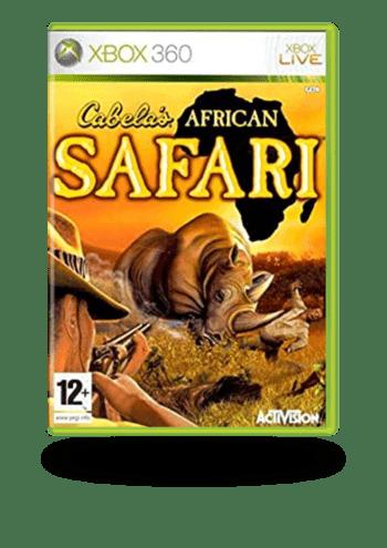 Cabela's Safari Xbox 360