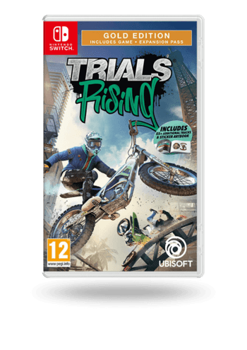 Trials Rising Nintendo Switch