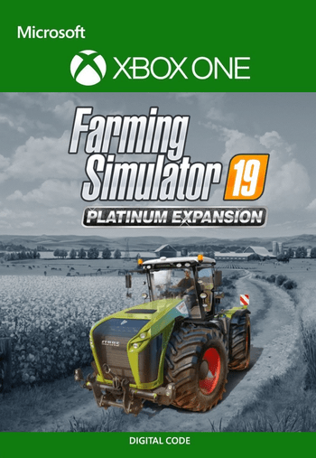 Farming Simulator 19 (Platinum Expansion) (DLC) XBOX LIVE Key UNITED STATES