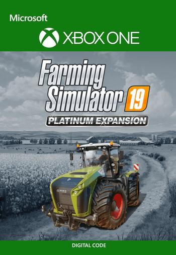 Farming Simulator 19 (Platinum Expansion) (DLC) XBOX LIVE Key UNITED STATES