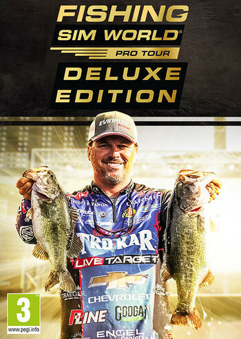 Fishing Sim World Pro Tour (Deluxe Edition) Steam Key GLOBAL