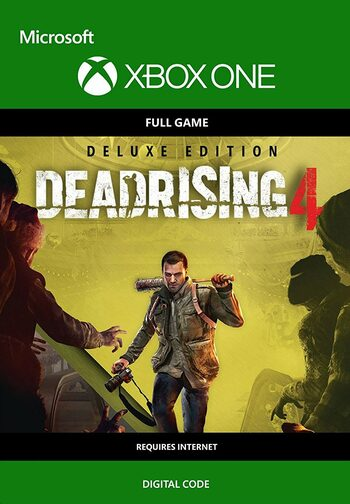 Dead Rising 4 Deluxe Edition (Xbox One) Xbox Live Key UNITED STATES