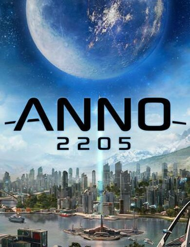 Anno 2205 (Gold Edition) Uplay Key GLOBAL