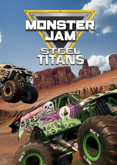 Monster Jam Steel Titans Steam Key GLOBAL
