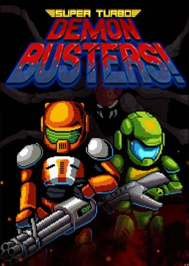 Super Turbo Demon Busters! Steam Key GLOBAL