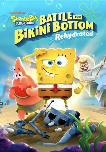 SpongeBob SquarePants: Battle for Bikini Bottom - Rehydrated Steam Key GLOBAL
