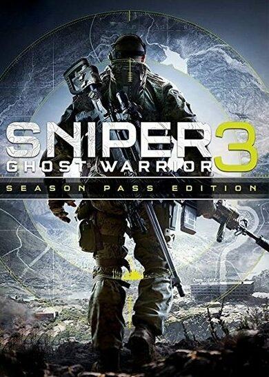 Sniper: Ghost Warrior 3 (Season Pass Edition) Steam Key EUROPE