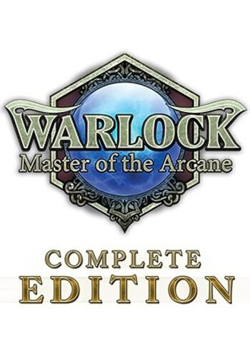 Warlock: Master of the Arcane  - Complete Edition Steam Key GLOBAL