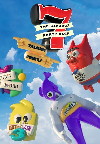 The Jackbox Party Pack 7 Steam Key GLOBAL