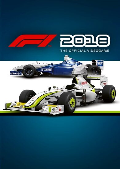 F1 2018 - Headline Content Pack (DLC) Steam Key EUROPE