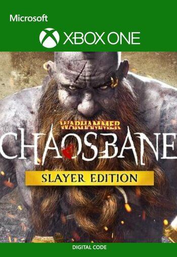 Warhammer: Chaosbane Slayer Edition XBOX LIVE Key UNITED STATES