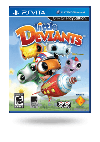Little Deviants PS Vita