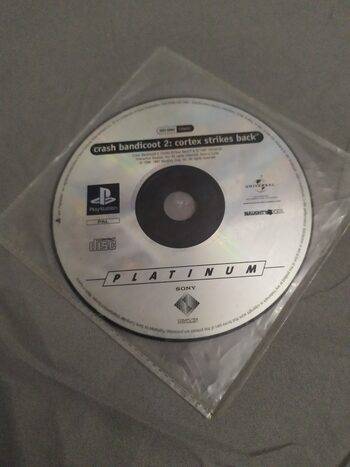 Crash Bandicoot 2: Cortex Strikes Back PlayStation