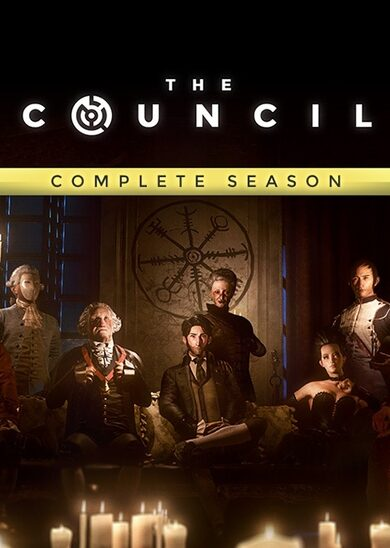 The Council Complete Season Steam Key GLOBAL