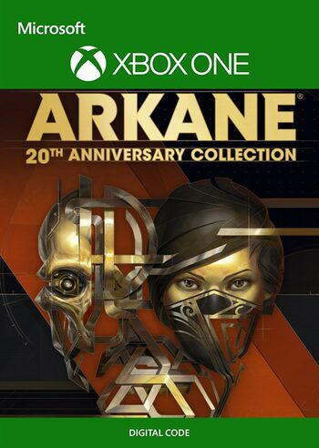 Arkane - Anniversary Collection (Xbox One) Xbox Live Key UNITED STATES