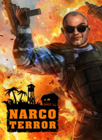 Narco Terror Steam Key GLOBAL