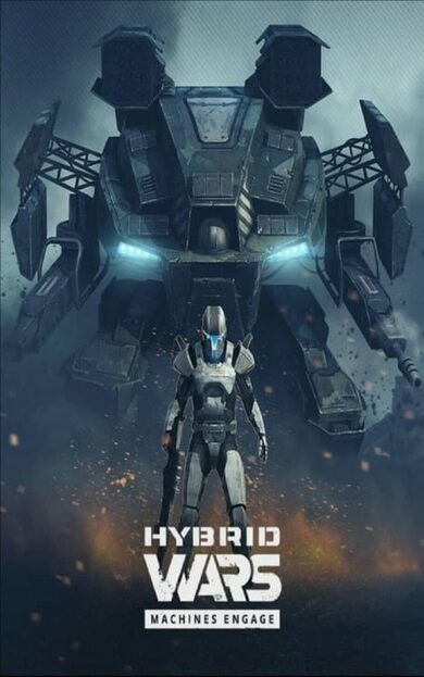 Hybrid Wars Steam Key GLOBAL