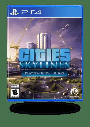 Cities: Skylines PlayStation 4