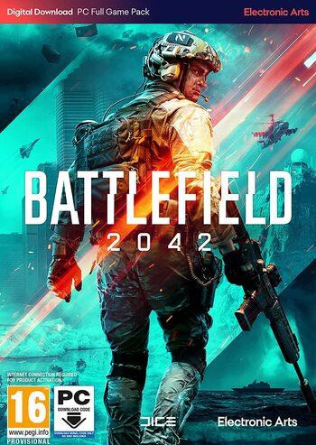Battlefield 2042 (ENG/PL) Origin Key GLOBAL