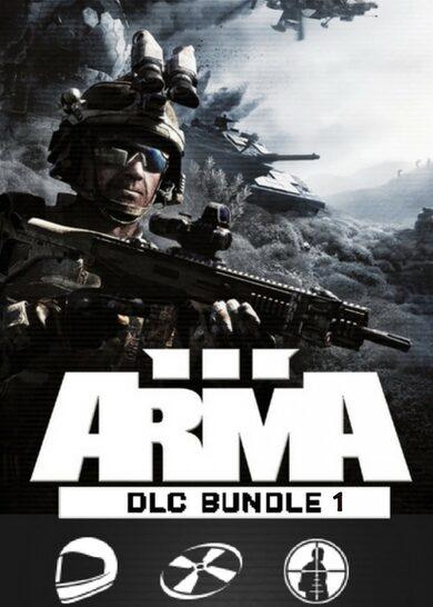 Arma 3 DLC Bundle 1 Steam Key GLOBAL