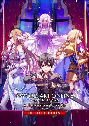 SWORD ART ONLINE Alicization Lycoris Deluxe Edition Steam Key GLOBAL